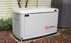 Generators Installation
