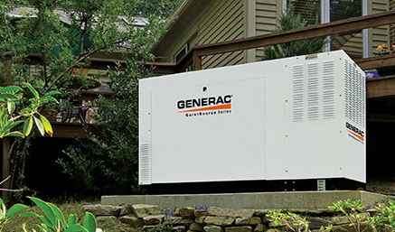Chicago Residential Generators Repair